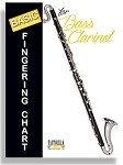 BASIC FINGERING CHART FOR BASS CLARINET
