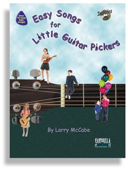 Easy Songs for Little Guitar Pickers