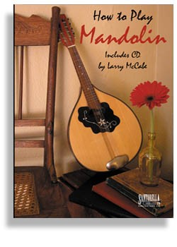 How To Play The Mandolin with CD