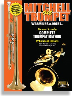 Mitchell On Trumpet - Warm Ups & More